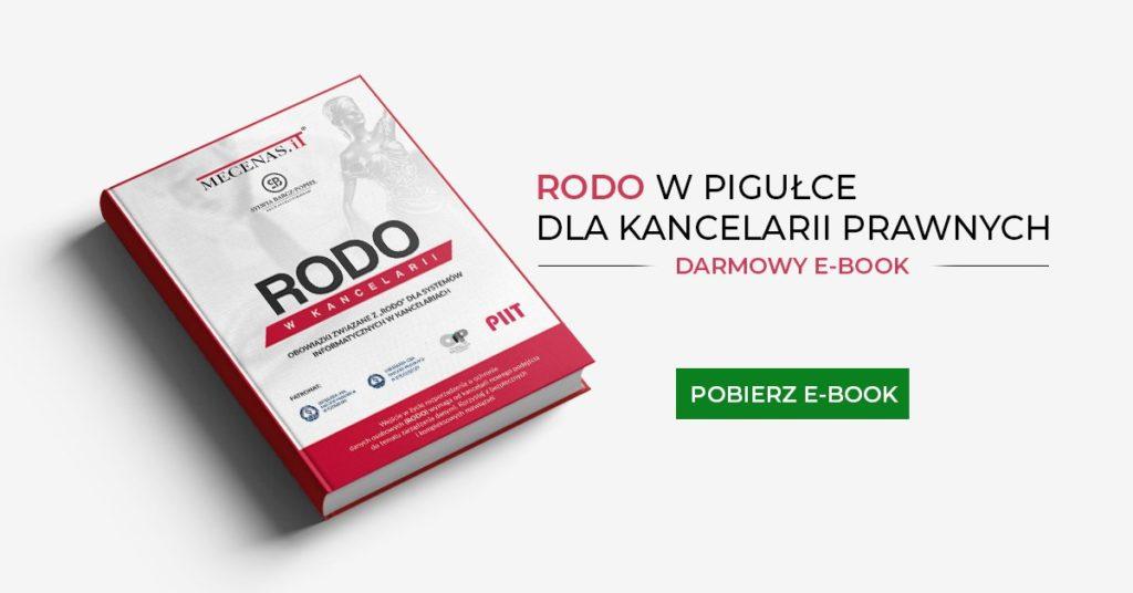 E-book czy mój system spełnia wymagania RODO?
