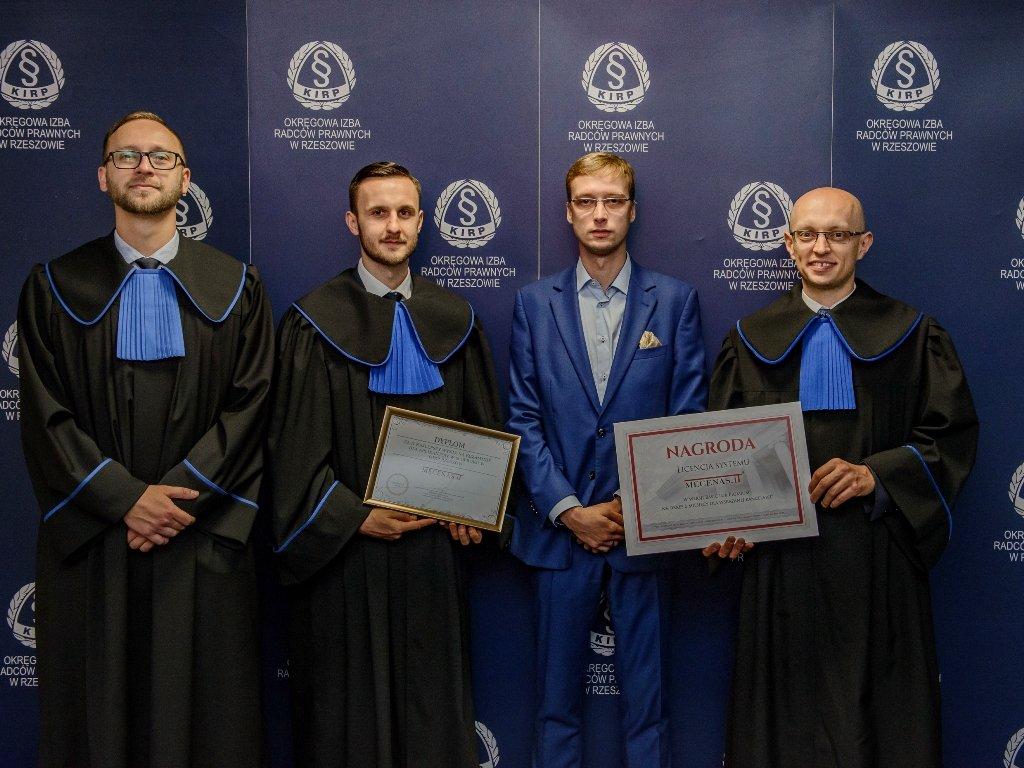 Ślubowanie Radców Prawnych w Rzeszowie