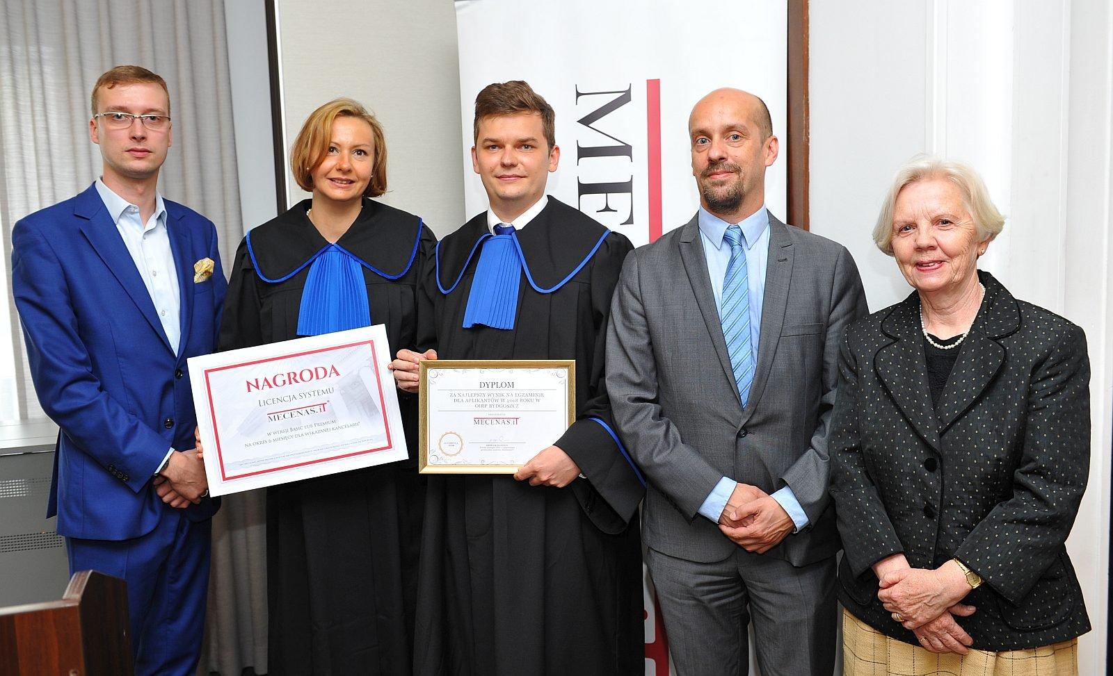 Ślubowanie Radców Prawnych w Bydgoszczy