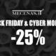 Black Friday 2018! Zamów system w dniach 23-26 listopada i otrzymaj rabat 25%!