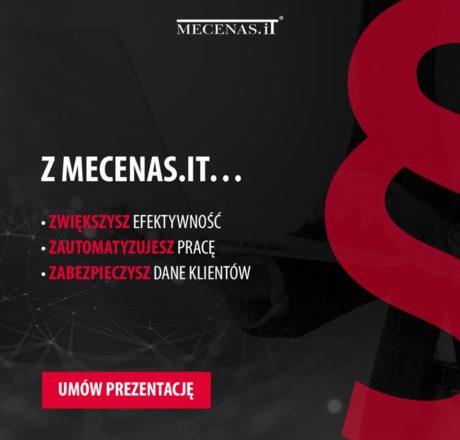 Bezpłatna prezentacja systemu Mecenas.iT