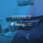 program dla Syndyka zintegrowany z iMSiG.pl