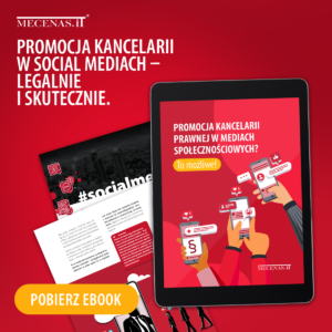 Mecenas-iT - social media dla prawników