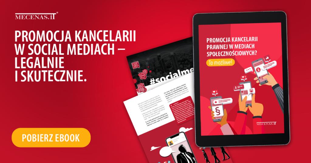 Mecenas-iT social media dla prawnika