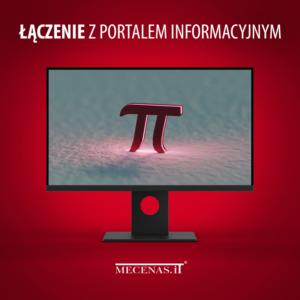 Mecenas.iT jest zintegrowany z Portalem Informacyjnym od października 2019 roku